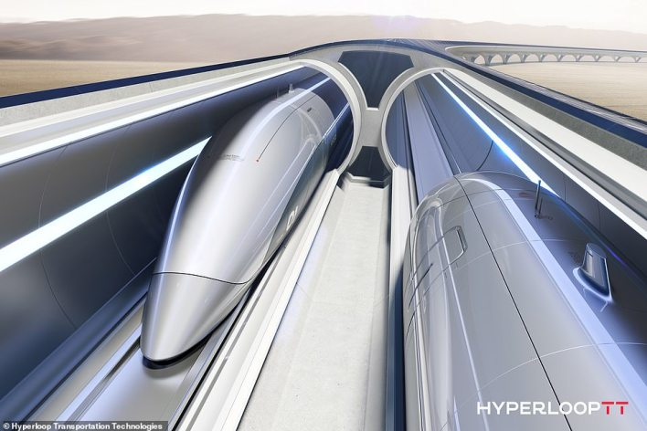 Estimates from 2019's Great Lakes Hyperloop Study indicate that a hyperloop system connecting Chicago, Cleveland, and Pittsburgh would potentially reduce CO2 emissions in the region by 143 million tons