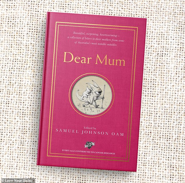 A-list anthology:The list of celebrity authors featured in Dear Mum includes Patti Newton, Guy Pearce, Amanda Keller, Rebecca Gibney, Peter Helliar, Shane Jacobson and even The Morning Show's Larry Emdur