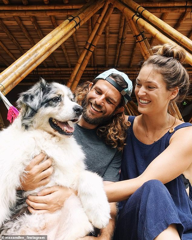 The couple spent the next few months exploring North America and eventually made their way through South America