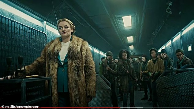 Finally, 13 years after she first appeared on screen, Alison landed a a starring role in the TNT post-apocalyptic dystopian thriller series Snowpiercer