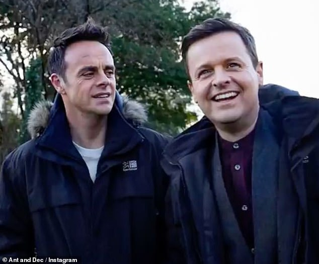 All over: Ant and Dec's Saturday Night Takeaway's next episode will be the end for the season