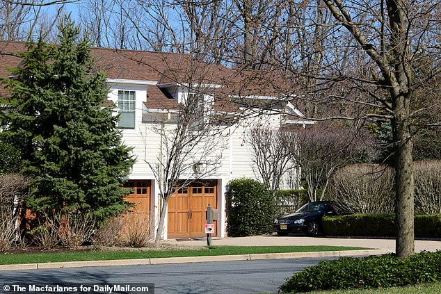 Hwang and his wife bought their 6,400 square foot home new for $3.5million in 2008