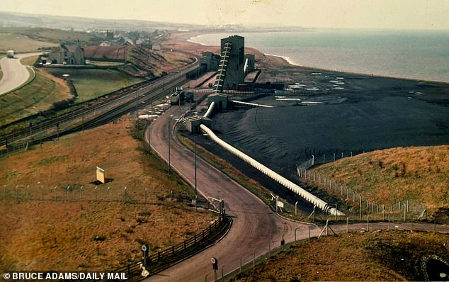For better or worse, we have become a nation of Nimbys. 'Not In My Back Yard' is now the default response to any proposal for building anything bigger than a shed. Pictured: Haig Colliery in Whitehaven, Cumbria in the 1960s