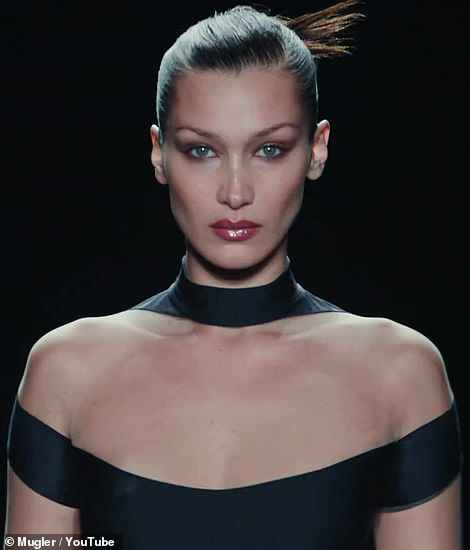 Along with Bella: Hadid looked incredible