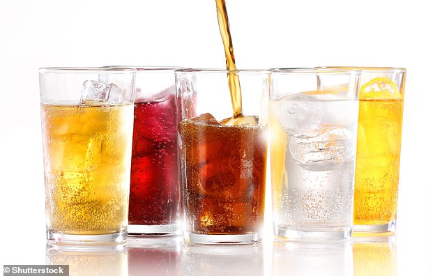 Children who drink sugary drinks may be at increased risk of memory issues in later life, according to a new study