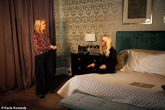 TV: The comedy, which she wrote in 2013 and performed on the West End in 2014, has been re-shot for a TV audience and will be available to stream over the Easter weekend for £10