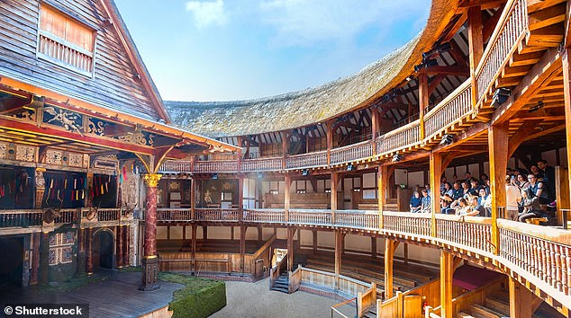 Shakespeare's Globe is a reconstruction of the Globe Theatre, associated with William Shakespeare, in the London Borough of Southwark. The original theatre was built in 1599