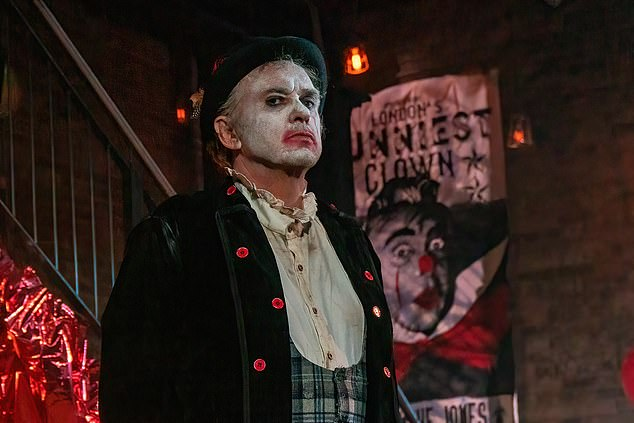Scaramouche Jones features Shane Richie (pictured) as you've never seen him before