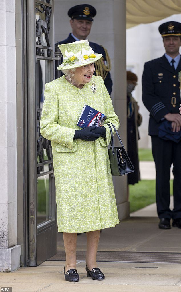 The Queen has learned to manage her emotions and present a neutral image but the situation with Harry and Meghan will certainly trouble her
