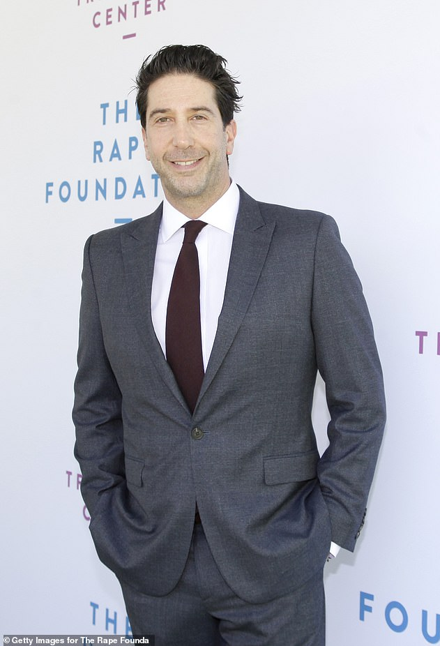 Taping: Schwimmer revealed that he will join his former co-stars to finally tape the Friends reunion 'in a little over a month' during a chat on SiriusXM's Andy Cohen Live in early March