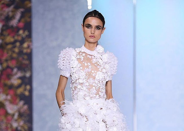 Interest:Ralph & Russo fell into administration after sales collapsed when balls and weddings were cancelled