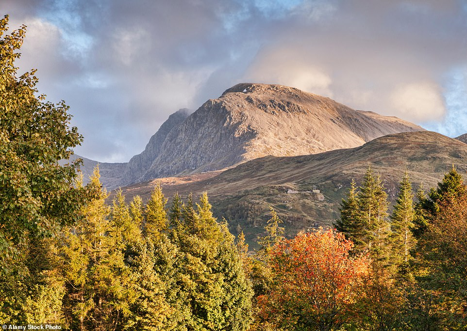 Sanjeev is the fifth-largest private landowner in Britain — much of Ben Nevis, the UK's tallest mountain, belongs to him. (Ben Nevis, Scotland's highest mountain)