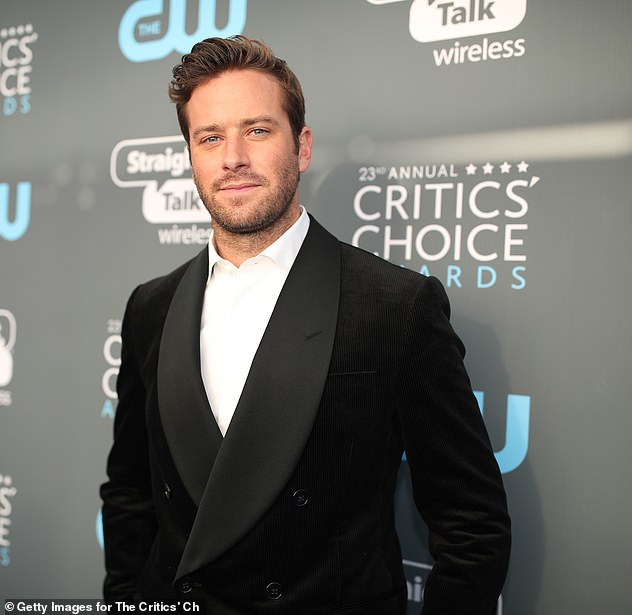 Armie Hammer exits Broadway play The Minutes amid cannibalism and abuse ...