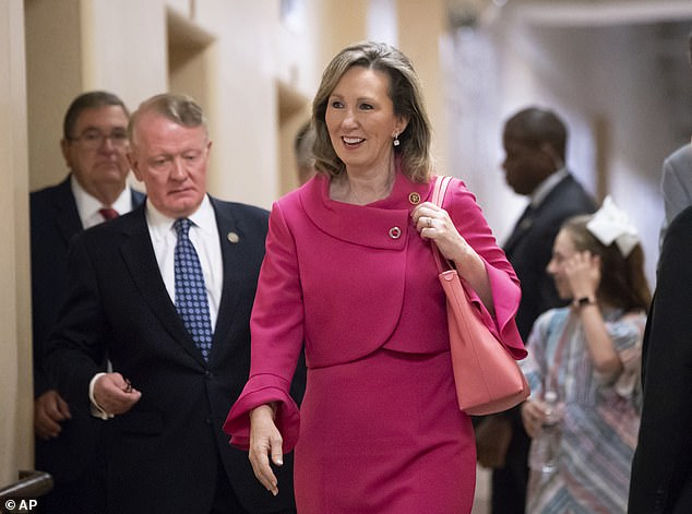 Former Republican Rep. Barbara Comstock of Virginia, whose time on Capitol Hill overlapped with Gaetz for two years, told Insider Gaetz was a 'cancer' for the Republican party and that she would be glad to see the back of him