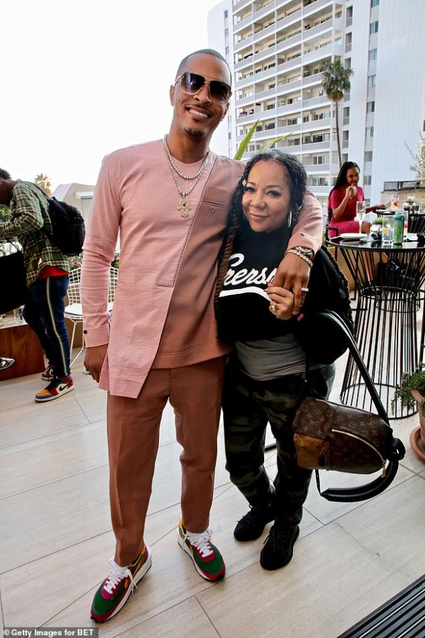 New allegations: TI and his wife Tiny Harris have been charged with drugging and sexually assaulting 17 women after three more came forward, Page Six reported Friday;  seen together in February 2020