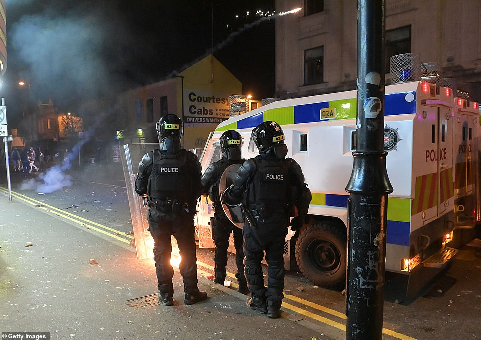 Tensions ramped up further this week following a controversial decision not to prosecute 24 Sinn Fein politicians for attending a large scale republican funeral during Covid-19 restrictions