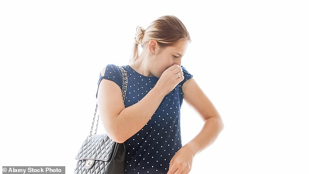 Women find bad smells and other people's illnesses more revolting during the second half of their monthly cycle, a studyby Jagiellonian University Medical School in Krakow, Poland, has suggested