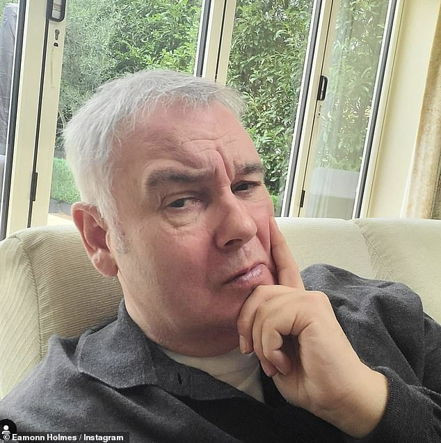 Waiting game: Eamonn told how he is still waiting for a diagnosis from doctors after being admitted to hospital with chronic pain (pictured in 2020)