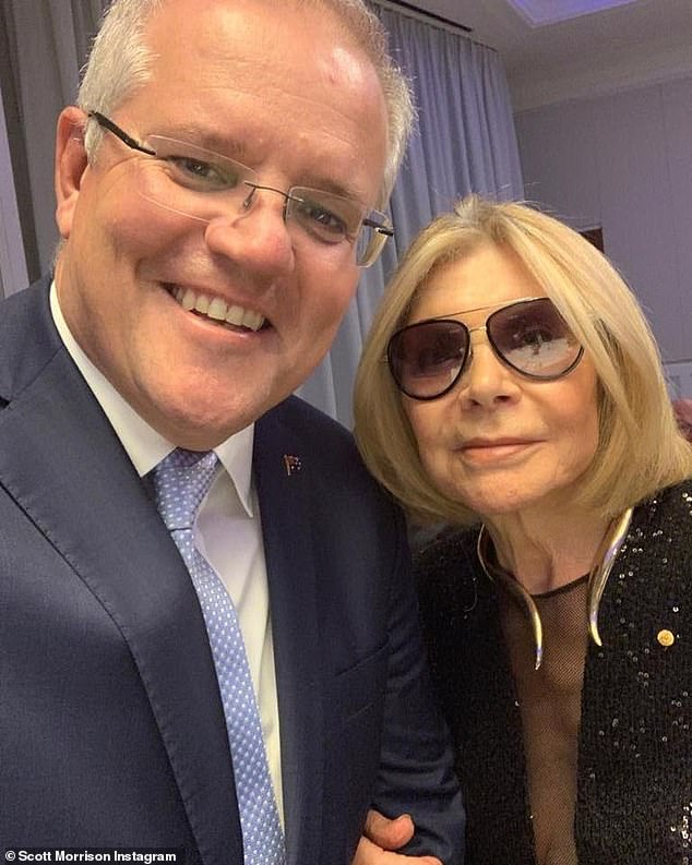 Prime Minister Scott Morrison was among many expressing their grief over Carla's tragic death