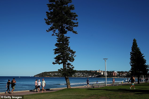 The Northern Beaches experienced the largest bump in the state with a 10.8% increase on house prices over the past three months