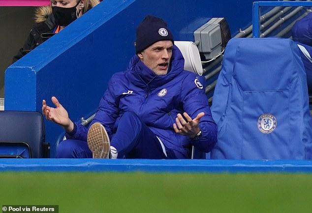 Chelsea's Thomas Tuchel admits a 5-2 loss against West Bromwich Albion was unacceptable