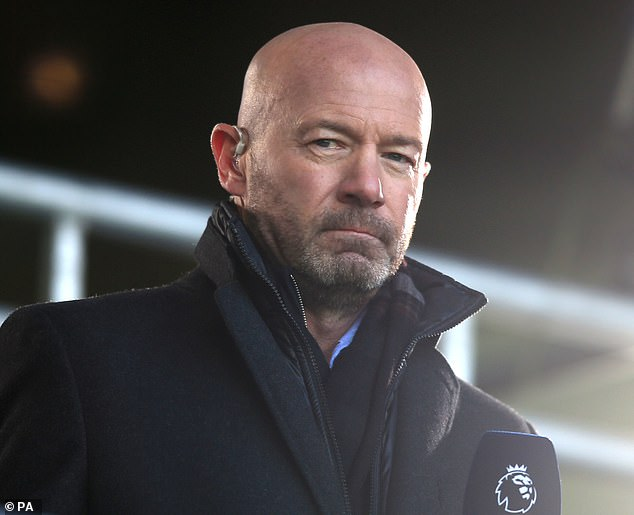 Record Premier League goalscorer Alan Shearer criticised the decision to allow him back on
