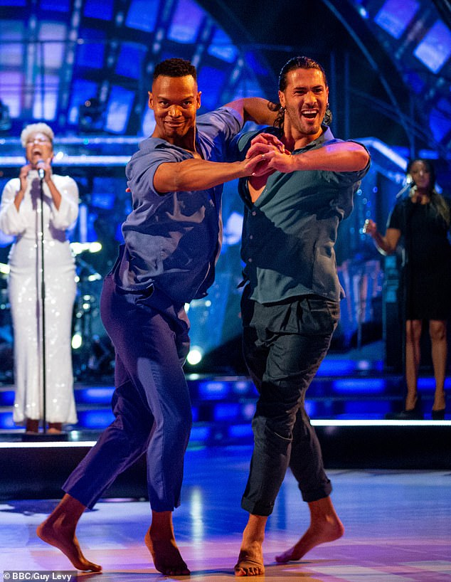 Bring it on!Strictly Come Dancing is reportedly planning to feature its first all-male couple on the 2021 series (prosJohannes Radebe and Graziano Di Prima dancing together in 2019)