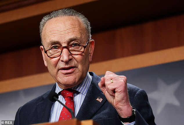 Senate Majority Leader Chuck Schumer has invited Major League Baseball to play the 2021 All-Star Game in New York instead of Atlanta after controversy over a new voting law in Georgia