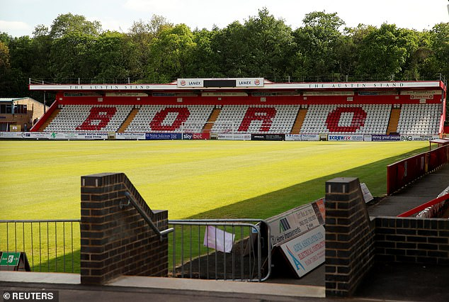 Football League clubs are desperate for funds after the pandemic and want new options