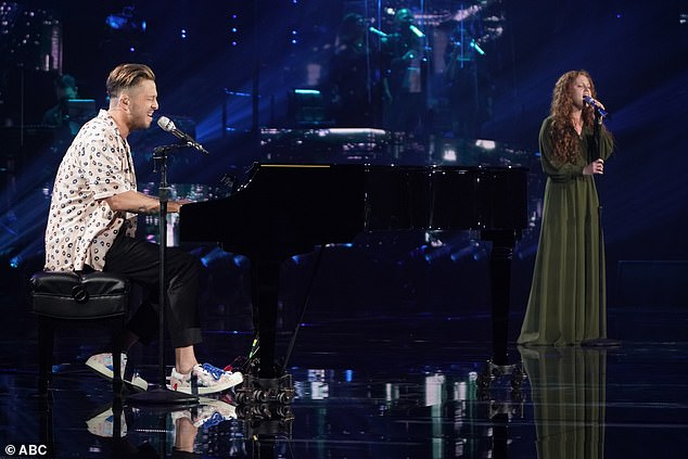 Duet:This week, she suggested that the 24-year-old Cassandra was incomparable on both her solo, Sigma's Find Me, and duet, Apologize, with OneRepublic's Ryan Tedder, 41