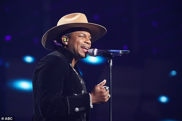 Jimmie:During rehearsals, Jimmie told 'Big Daddy C' that he saw a lot of himself in the younger man's story, and even put his number into the contestant's phone so he could reach him if needed