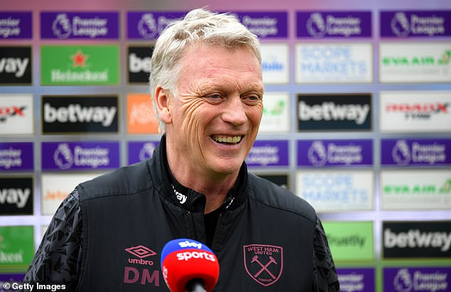 But manager David Moyes admits the club would consider bids for the pair if offers came in