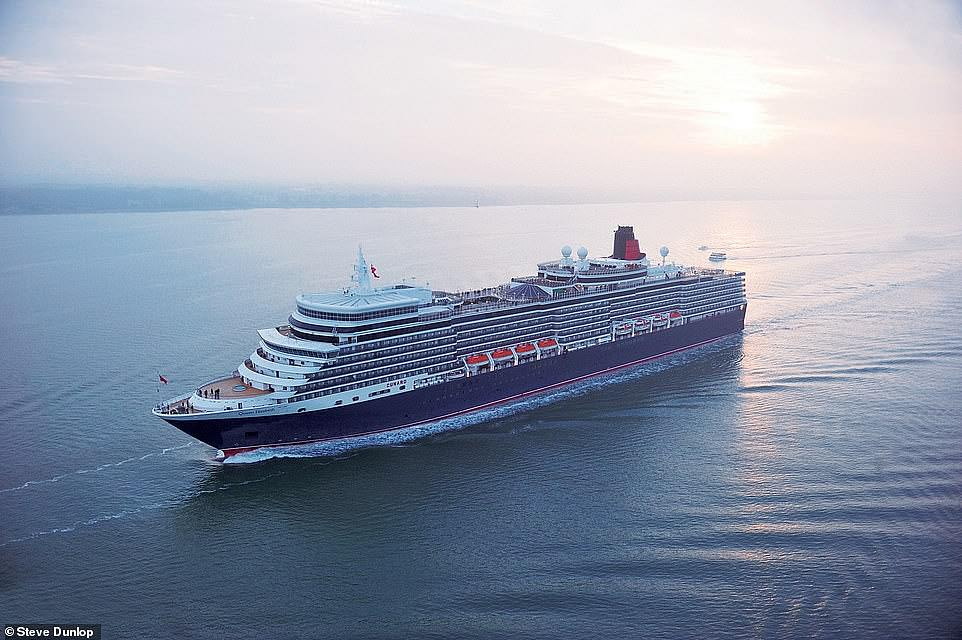 Cunard starts its UK summer season of British Isles voyages and three Sun Voyages (where the captain will steer the ship to wherever the forecast says the sunshine is brightest) in July using the stately Queen Elizabeth, pictured