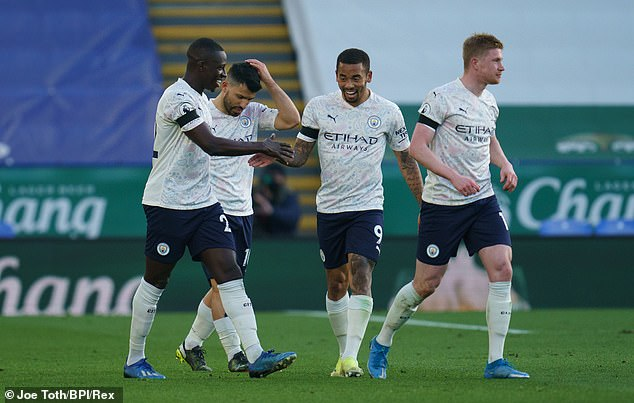 After a win at Leicester City, Manchester City are cruising towards another league title