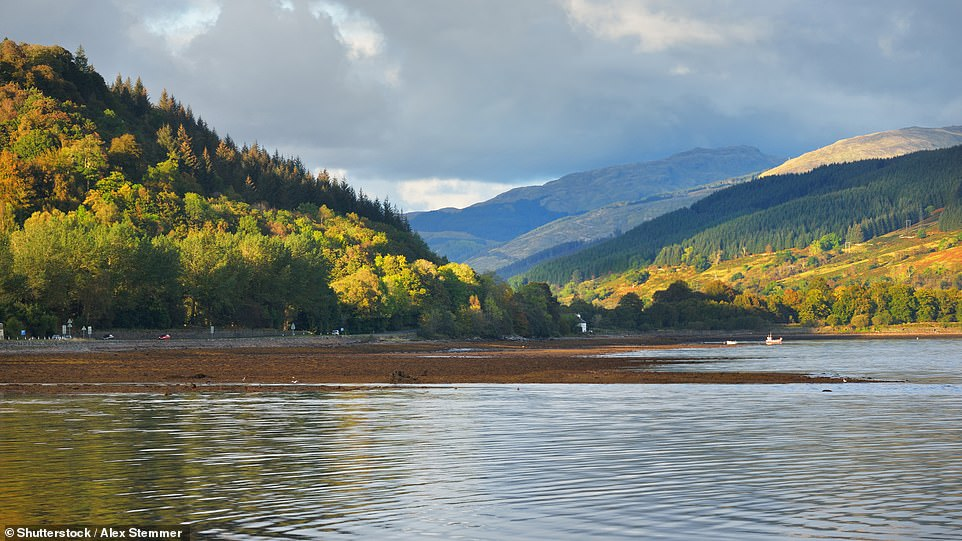 Inverary is the place to stay on a trip to Argll & Bute. Pictured is the area's tranquil Loch Fyne