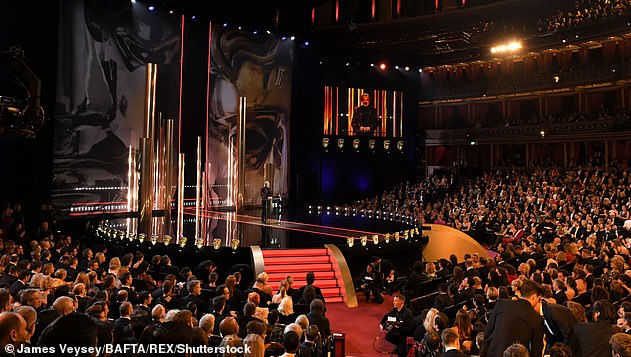 Plans:In a statement bosses confirmed they're hoping the weekend will be a 'celebration of talent' despite the ongoing pandemic, with all nominees accepting their prizes virtually