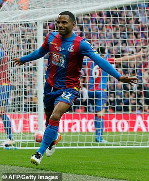 Jason Puncheon came off the bench to put Palace 1-0 up