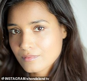 Welcome to the ton! Bridgerton has revealed the names of four new cast members (Shelley Conn pictured)
