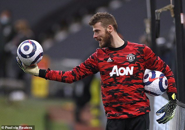 Manchester United goalkeeper David de Gea is eyeing up a summer move away from the club