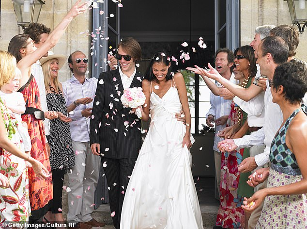 The maximum number of people allowed to attend weddings and wakes will rise from six to 15