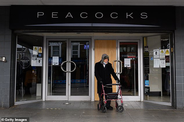 Peacocks has been bought out of administration by a senior executive with support from international investors, saving 200 stores and 2,000 jobs