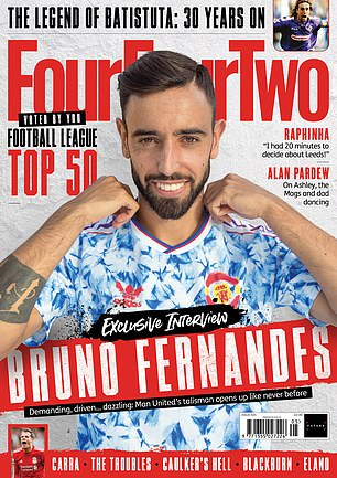 Fernandes gave his damning verdict in the latest edition of FourFourTwo