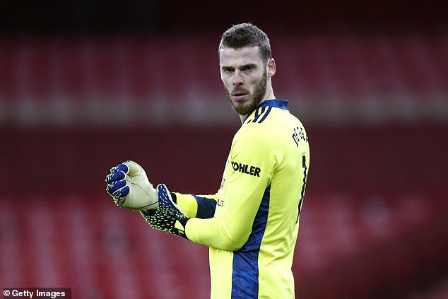 David de Gea could be heading for the exit at Manchester United this summer