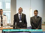 Video: Neil Morrissey hints at Line of Duty return after joke with creator | Daily Mail Online