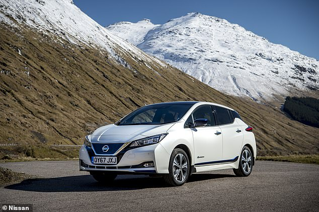 El Nissan Leaf es uno de los vehículos eléctricos más populares que actualmente alquila Octopus.
