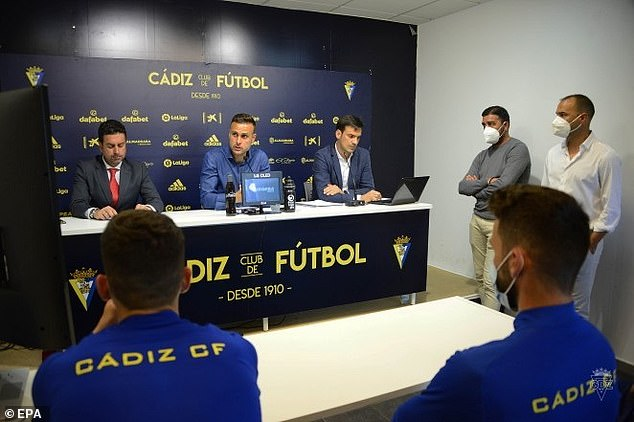 Cala has strenuously denied the allegation, and hosted an extraordinary press conference