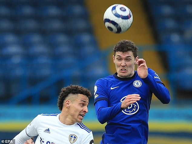 Andreas Christensen could return to the heart of Chelsea's back line for the season finale