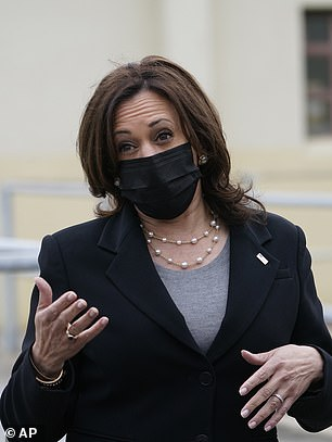Vice President Kamala Harris has not visited the border since being chosen by President Joe Biden White House to find a solution for the migrant crisis