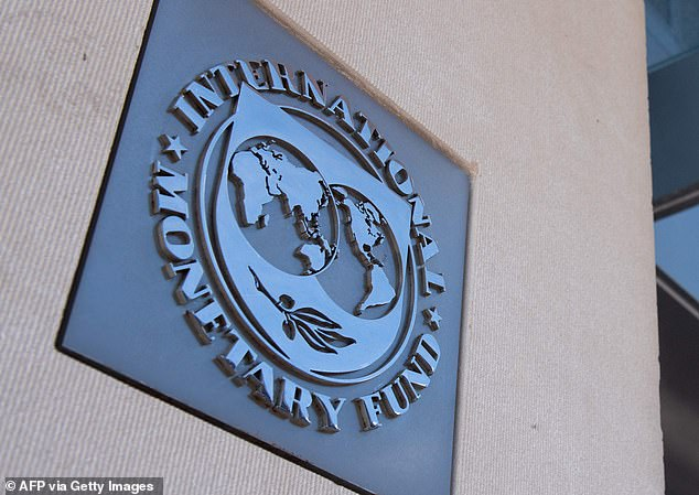 Borrowing binge: The International Monetary Fund has said rising levels of bad debt, and a decreased appetite from banks to lend, could cause a 'legacy of vulnerabilities'