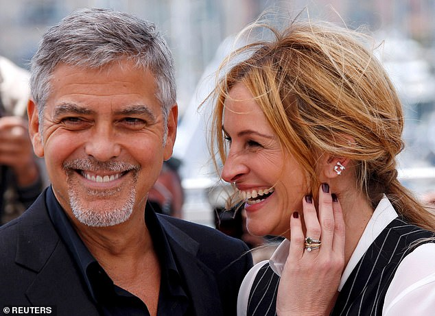 The motion picture reunites the A-listers, who have past worked together in movies including 2001's Ocean's Eleven, 2004's Ocean's Twelve and 2016's Money Monster